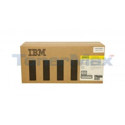 INFOPRINT COLOR 1567 TONER CART YELLOW 14K